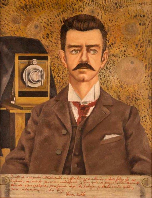 Padre de Frida