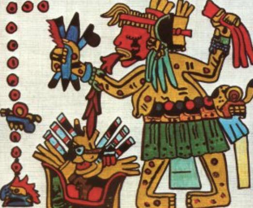 Tlazolteotl La Diosa Azteca De La Epilepsia Asociación Mexicana De Epilepsia En Niños Y Adultos